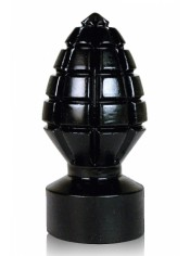Plug anal grenade All Black