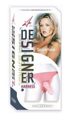 Harnais Sunrise Designer Harness