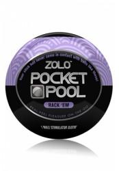 Masturbateur de poche Zolo Rack EM