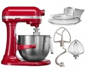 KitchenAid 5KSM7591X Rouge Empire